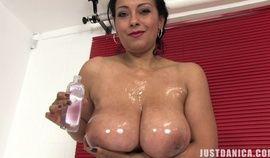 Danica Baby-oil - JD-0156
