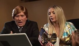 Celebrity Apprentass -(Parody)  Herschel Savage and Kylee Reese