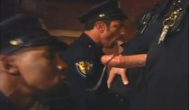 Naughty cops having gay sex